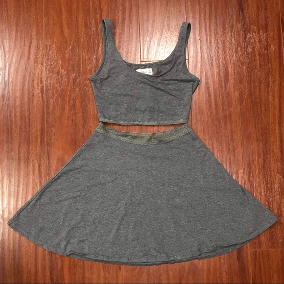 Abercrombie & Fitch Dresses & Skirts - ❌SOLD❌ A&F 2 Piece Tank Top and Skirt Dress Set